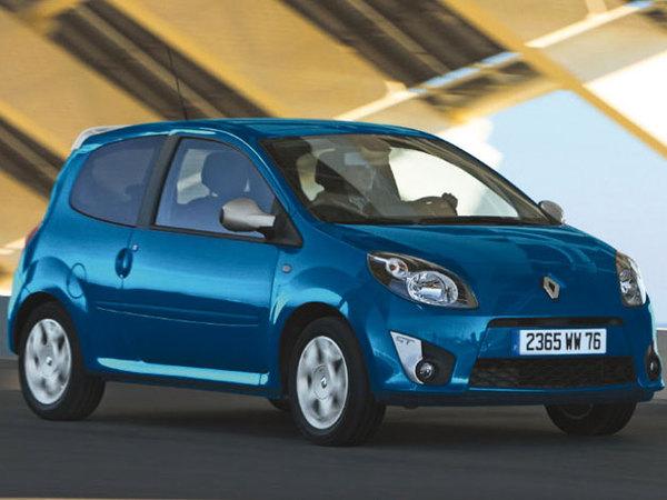 Renault Twingo : restyling en vue pour Genève 2011