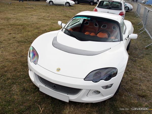 Photos du jour : Lotus Europa SE ( Le Mans)