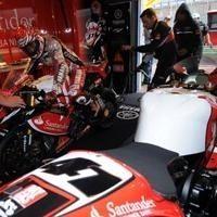 Superbike - Vallelunga Q.1: Haga retrouve des couleurs