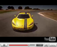 Vidéo : Supercar Showdown-Clarkson en Ascari A10