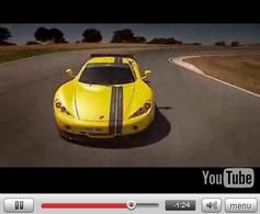 Vidéo : Supercar Showdown-Clarkson en Ascari A10