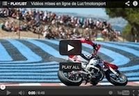 Le team Luc1 au Castellet et en vidéo
