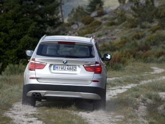 Nouveau BMW X3 : des version 35iS et M à venir ?