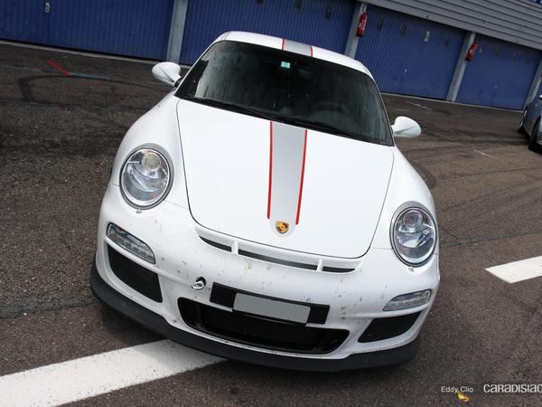 Photos du jour : Porsche 911 997 GT3 3.8