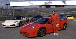 Quel est le rôle de Schumacher chez Ferrari ? Acteur de pub !