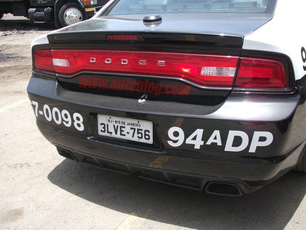 Future Dodge Charger : elle se montre sur le tournage de Fast & Furious 5
