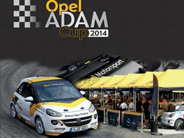Opel Adam Cup: le teaser vidéo de la saison 2014