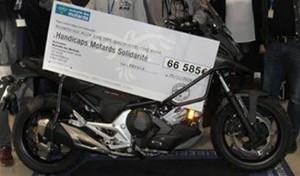 Mutuelle des Motards: 66 500 € pour Handicaps Motards Solidarité