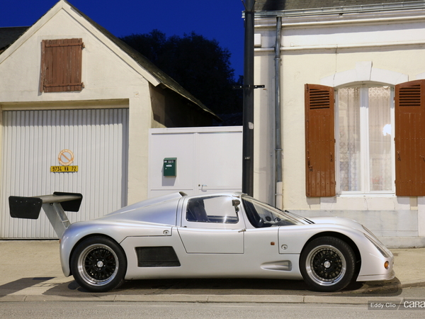 Photos du jour : Ultima GTR