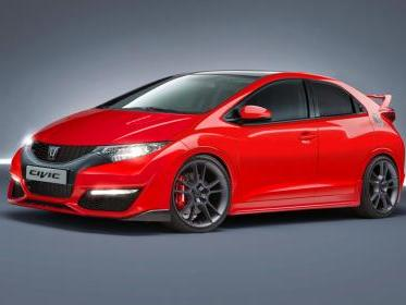 Future Honda Civic Type R: 250 ch