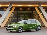 Salon de Francfort 2015 - Mercedes Classe A restylée : continuité