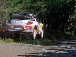 WRC Finlande Jour 1 : Loeb et Ogier au coude à coude