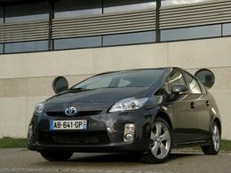 Toyota : les hybrides représenteront bientôt 20 % des ventes mondiales