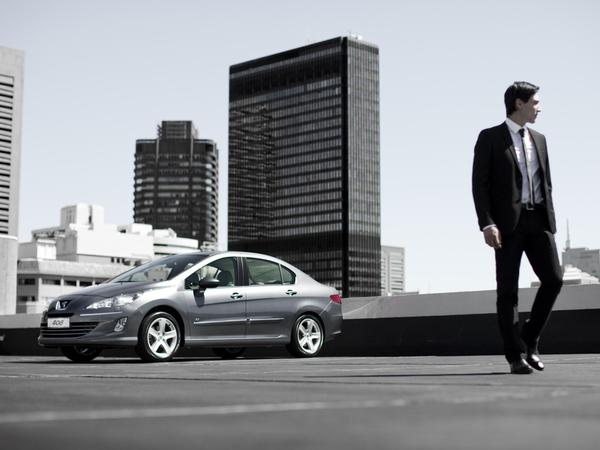 Peugeot 408 Amérique Latine : c'est du haut de gamme