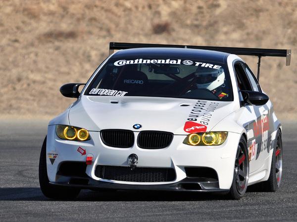 [vidéo] La BMW M3 E92 EAS Project à l'attaque sur circuit