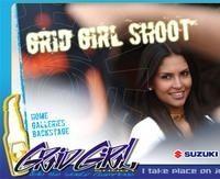 Umbrella girl: L'appel aux votes de SUZUKI ALSTARE