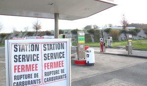 """Pénurie de carburant : il faut éviter les """"messages anxiogènes"""""""
