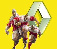 Renault : le rugby en thérapie