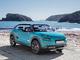 Salon de Francfort 2015 - Citroën Cactus M Concept : Méhari Style