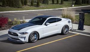 La Ford Mustang électrique estune éventualité
