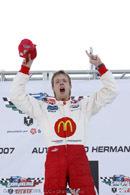 Champ Car / Mexico city: Bourdais saisi par l'émotion