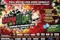 Pôle Motos Lyon-Nord Dardilly : soirée de Noël le 14 décembre
