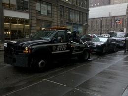 Quand la police enlève une Nissan GT-R au risque de l'abîmer