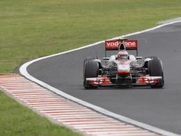 F1-Hongrie: Button fête son 200ème GP par une victoire !