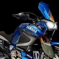 Concept - Yamaha: Super Ténéré Worldcrosser, de série on l'aurait aimée aussi