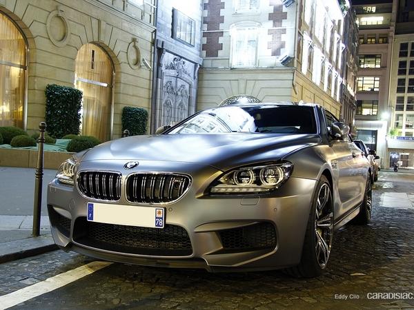 Photos du jour : BMW M6
