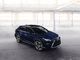 Salon de Francfort 2015 - Lexus RX450h : démonstratif