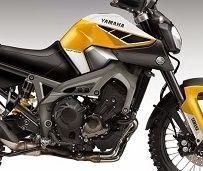 Nouveauté - Yamaha: et pourquoi pas une Scrambler MT-09 ?