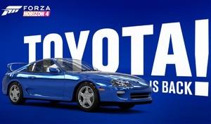 Forza Horizon 4 : la liste des 120 nouvelles voitures en fuite