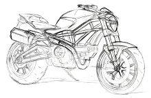 Actualité moto - Ducati: Le Monster a 20 ans
