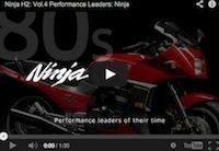 Kawasaki Ninja H2, volume 4: voici sa silhouette (vidéo)