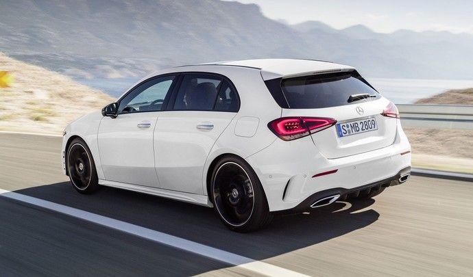 Mercedes Classe A : le prix d'entrée descend à 27650€