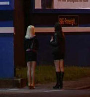 Arrêté pour avoir servi de Taxi aux prostitués