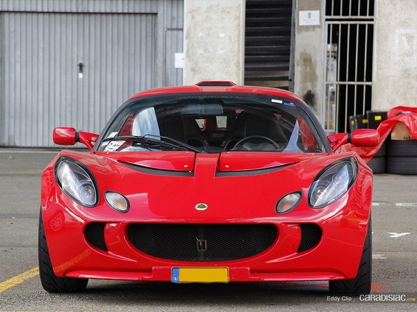 Photos du jour : Lotus Exige (SRSO)