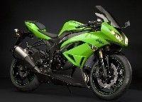Nouveauté 2009 : Kawasaki ZX-6R