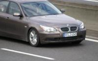 BMW Série 5 restylée : subtil lifting