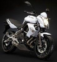 Nouveauté 2009 : Kawasaki ER6-N