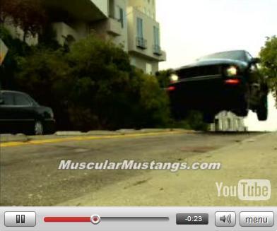 Vidéos: Mustang Bullitt en action