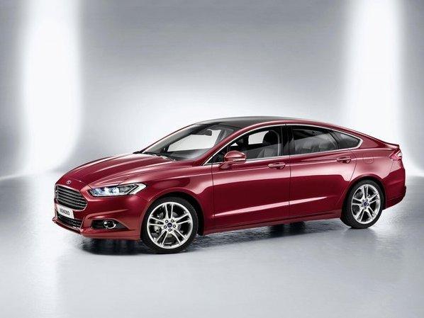 Ford : la nouvelle Mondeo reportée à fin 2014