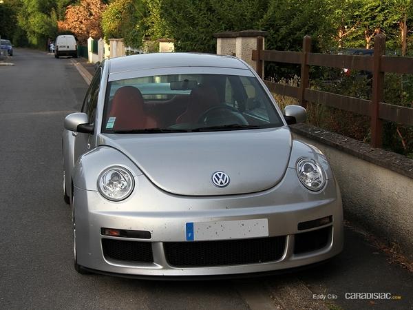 Photos du jour : Volkswagen New Beetle RSI (Réponse de quizz)
