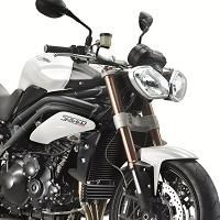 Nouveauté - Triumph: On a toiletté la Speed Triple