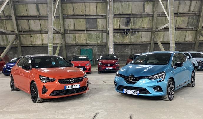 Comparatif : Opel Corsa VS Renault Clio : les fausses cousines de France - Sa lon de l'auto Caradisiac 2020