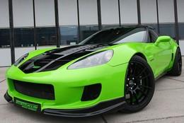 Corvette Z06 Geiger Cars biturbo : 890 chevaux