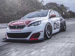 Peugeot dévoile la 308 Racing Cup