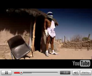 Vidéo Top Gear: le Stig africain