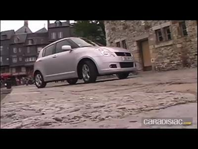 Suzuki Swift : L'Europe made in Japan